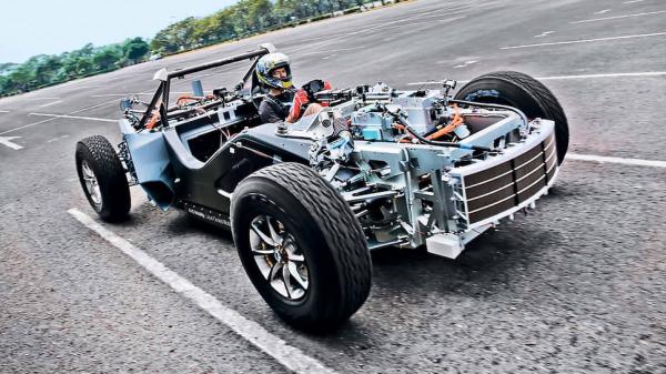 Как построить электромобиль своими руками