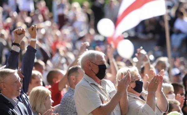 Нервозность исоциальная нестабильность— Белоруссия накануне выборов