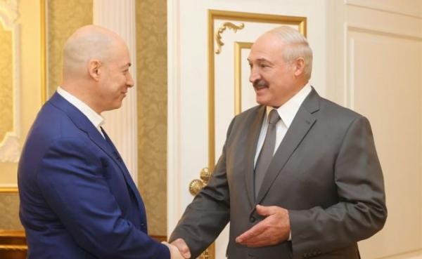 Лукашенко дал интервью украинскому журналисту Гордону