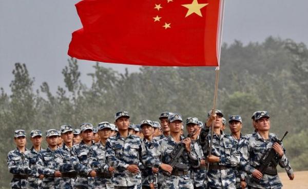 «Синьхуа»: Первая группа китайских военных отправилась вРоссию