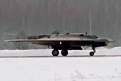 Ведомого Су-57сдвинули «влево»