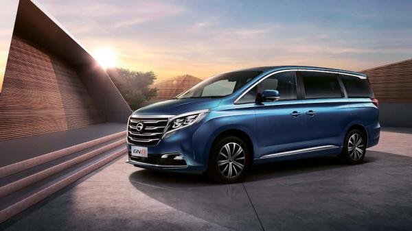 Автомобиль для ведения бизнеса по-китайски