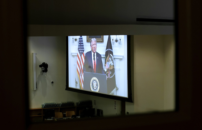 Трамп выступил с самым коротким из своих обращений к Генассамблее ООН