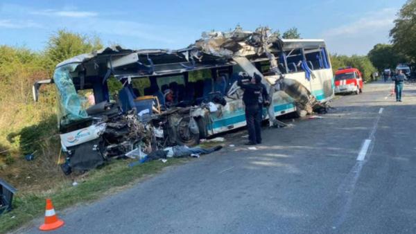 В ДТП с автобусом в Калининградской области погибли семь человек