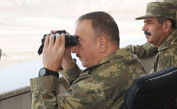 Две операции иодин приказ Алиева: «Поодному моему слову войдём вАрмению»