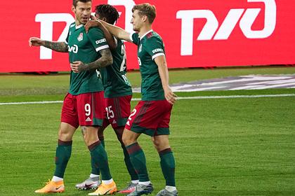 Гол Смолова позволил «Локомотиву» прервать серию изпяти матчей без побед вРПЛ