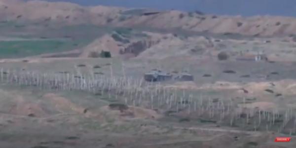 Минобороны Армении показало, какие потери несет Азербайджан