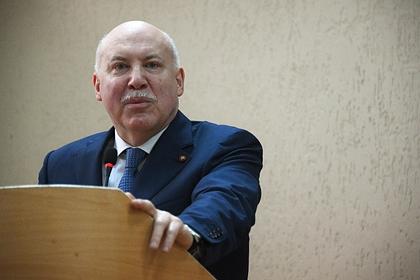 Посол России вБелоруссии объяснил отказ Европы признать легитимность Лукашенко