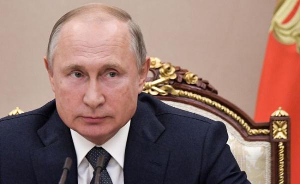 Путин: После «холодной войны» кому-то показалось, что они победили