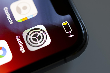 Раскрыты правила быстрой зарядки смартфона