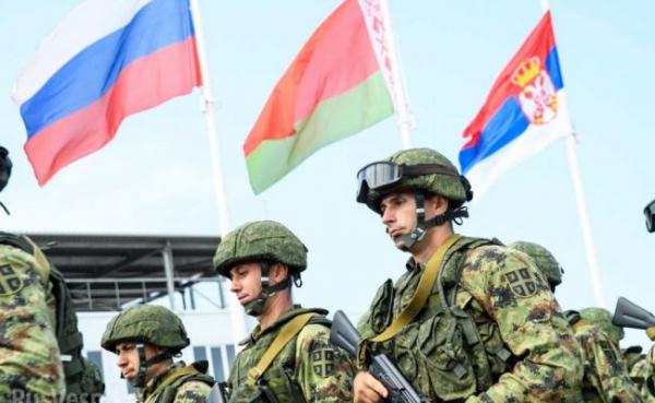 Сербию заставили отказаться отучастия ввоенных учениях сРоссией