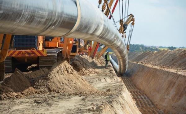 «Северный поток— 2» вГермании начнут заполнять газом сдекабря