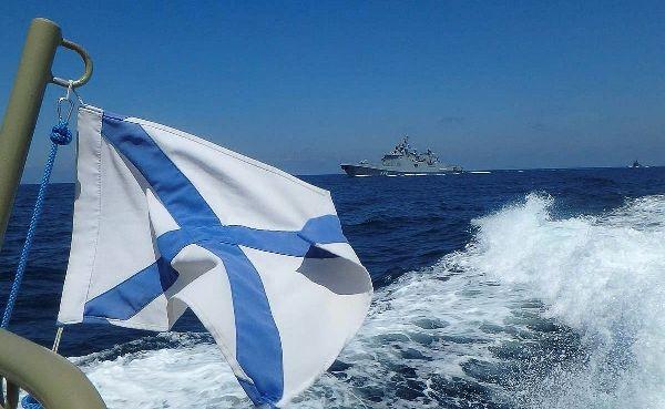 Восточное Средиземноморье штормит: Российский флот взял курс наКипр