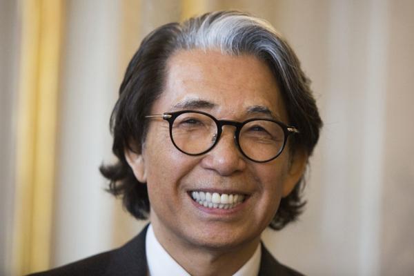 Основатель модного дома Kenzo скончался от коронавируса