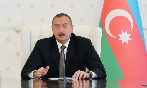 Алиев назвал самую главную текущую задачу дляВС Азербайджана вКарабахе