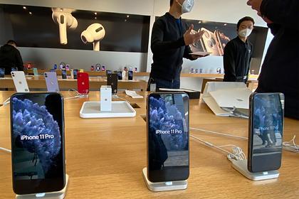 Apple изобрела восстанавливающийся дисплей для iPhone