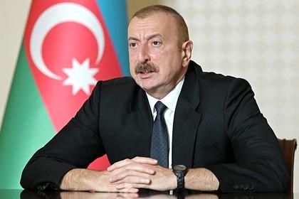Армения заявила об «информационной блокаде» Алиева