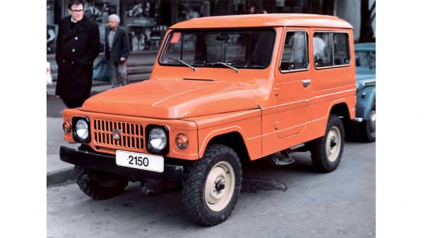 Был ли «Москвич-2150» конкурентом «Нивы»