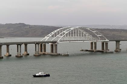 Евросоюз расширил санкции из-за Крымского моста