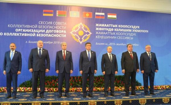 Кабул внедоумении: Армения просит лишить нас статуса наблюдателя вОДКБ