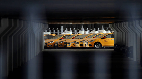 Московские власти обязывают агрегаторы поделиться информацией о водителях