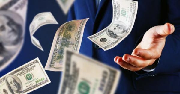 Отток капитала изРоссии вырос на65,9% сначала года