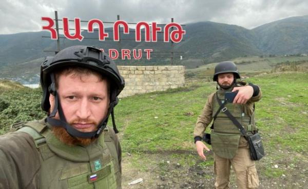 «Призывы ктерроризму»: вАзербайджане возбудили дело нажурналиста Пегова