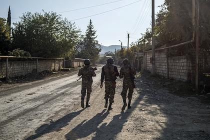 Сирийские боевики вернулись изКарабаха из-за ожесточенности боев