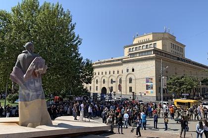 В Армении задержали подозреваемых вшпионаже