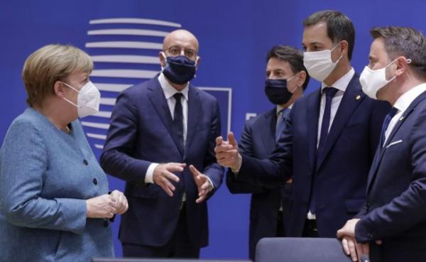 Вповестке внеочередного саммитаЕС Турция, Навальный, Белоруссия иBrexit