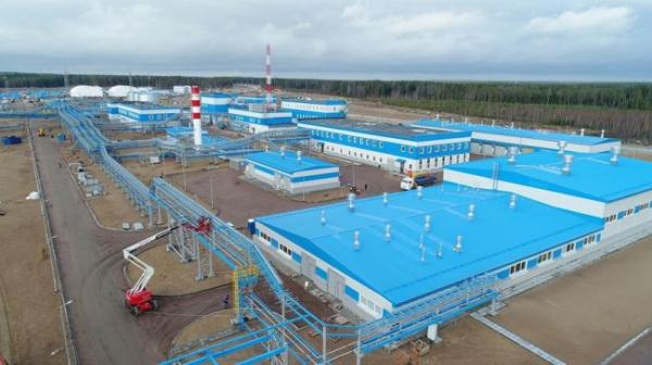 Вследующем году «Газпром» добавит СПГ вассортимент для Западной Европы